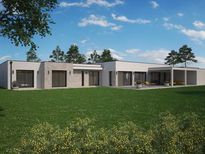 Maison neuve, 192 m²
