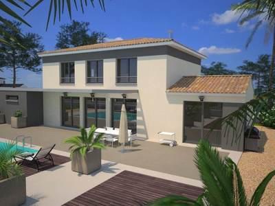 Maison neuve, 110 m²