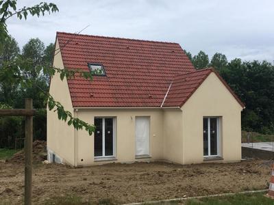 Maison neuve, 109 m² - Lille (59000)
