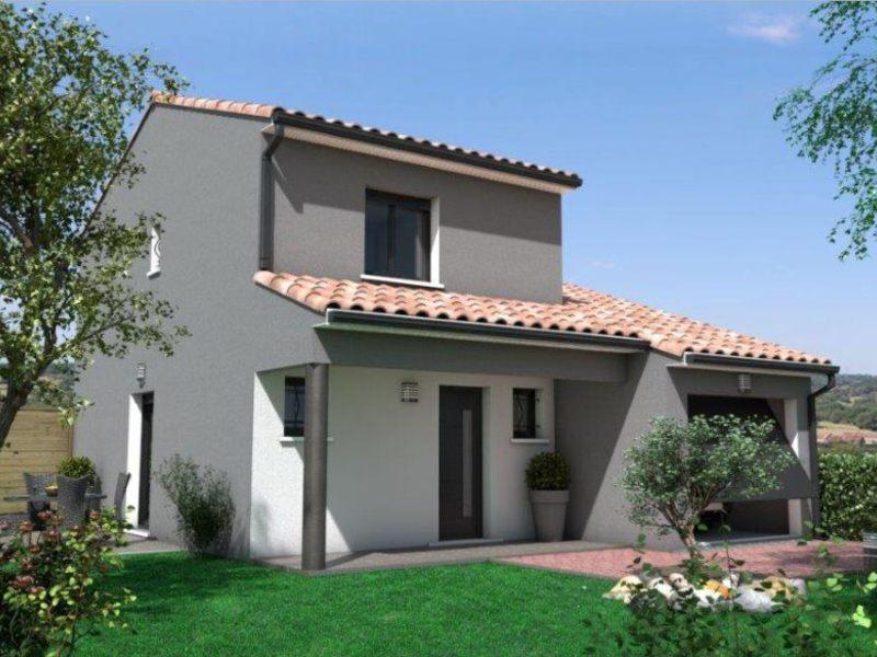 Oc residences saint thib ry maisons de 4 pi ces 183000 for Maison neuve herault