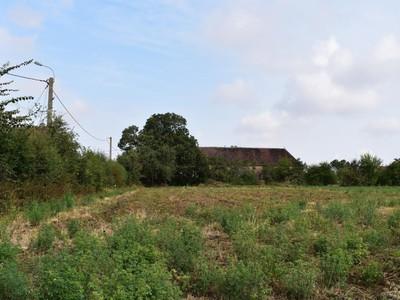 Terrain à bâtir, 1 140 m²