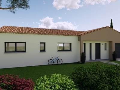 Maison neuve, 110 m² - Dolus-d'Oléron (17550)