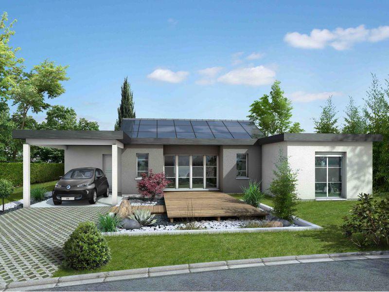Maison neuve, 122 m²
