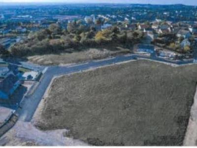 Terrain à bâtir, 863 m²