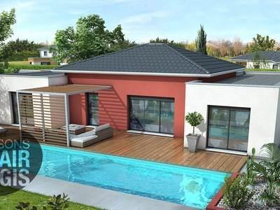 Maison neuve, 85 m² - Clapiers (34830)