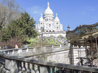 Paris -  XVIIIe arrondissement