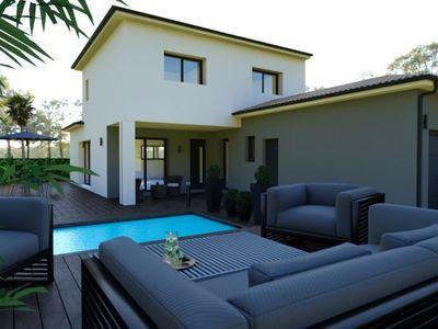 Maison neuve - Clapiers (34830)