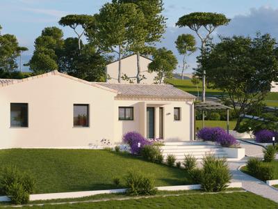 Maison neuve, 106 m² - Chaillevette (17890)