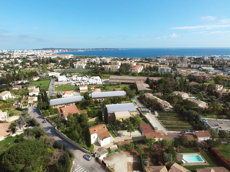 Bpd marignan vallauris domaine du cap 200000 superimmoneuf - La residence eb par replinger hossner architects ...