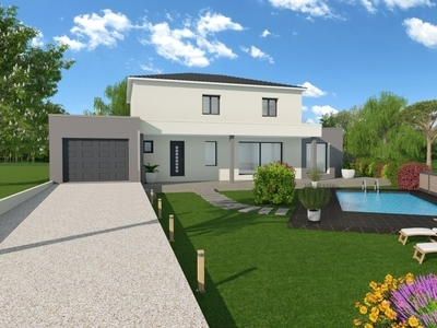 Maison neuve, 115 m² - Murol (63790)