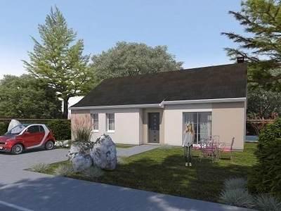 Maison neuve, 89,64 m²