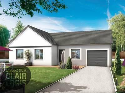 Maison neuve, 100 m² - Mons (63310)
