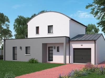 Maison neuve, 135 m² - Mauléon (79700)