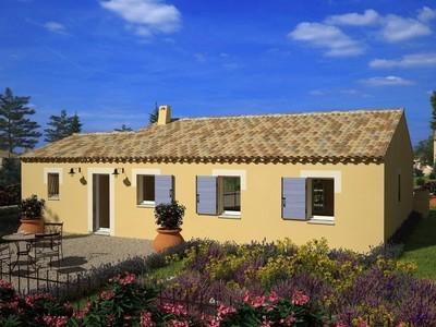 Maison neuve, 74 m² - Bagnols-sur-Cèze (30200)
