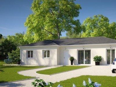 Maison neuve, 113 m² - Luçon (85400)