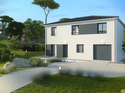 Maison neuve, 109 m²