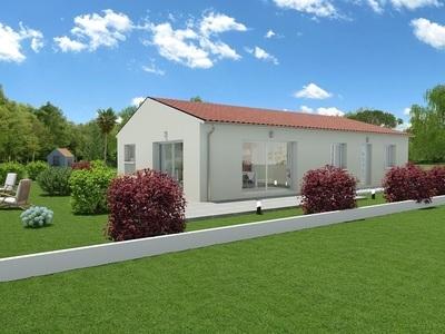 Maison neuve, 95 m² - Billom (63160)