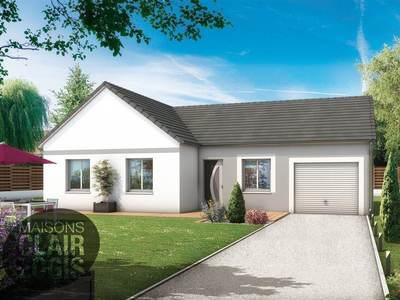 Maison neuve, 100 m² - Franchesse (03160)