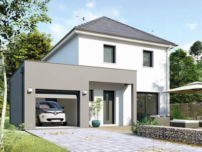 Maison neuve, 80 m² - Saint-Doulchard (18230)