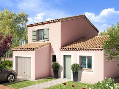 Maison neuve - Saint-Georges-d'Orques (34680)