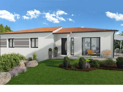 Maison neuve, 92 m² - Saint-Sandoux (63450)