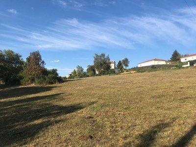 Terrain à bâtir, 1 160 m²