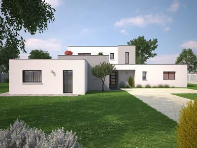 Maison neuve, 236 m²