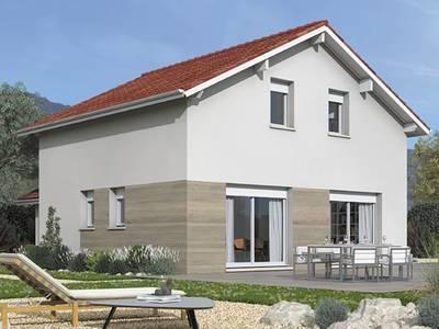 Maison neuve, 90 m² - Saint-Jean-Saint-Nicolas (05260)