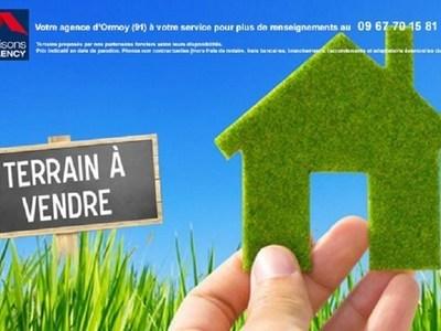 Terrain à bâtir, 1 001 m² - Morsang-sur-Orge (91390)