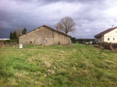 Terrain neuf, 2 000 m²