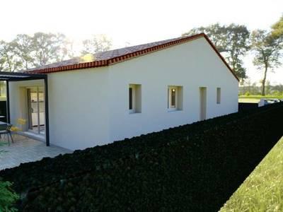 Maison neuve, 82 m² - Bagnols-sur-Cèze (30200)