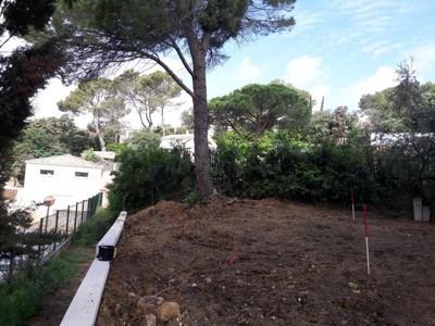 Terrain à bâtir, 260 m² - Clapiers (34830)