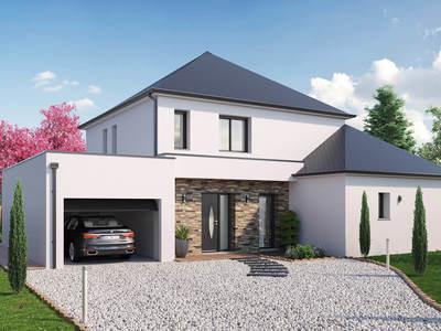 Maison neuve, 148 m²