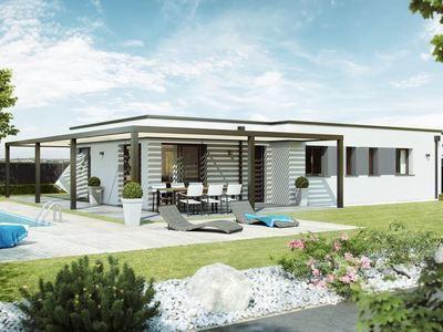 Maison neuve, 102 m² - Brie (16590)