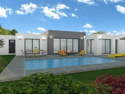 Maison neuve, 136,85 m²