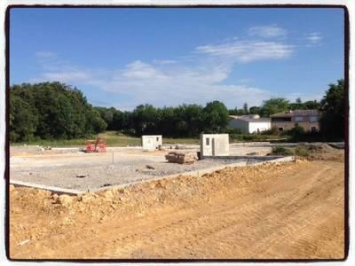 Terrain à bâtir, 524 m²