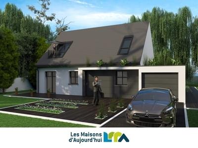 Maison neuve, 100,5 m²