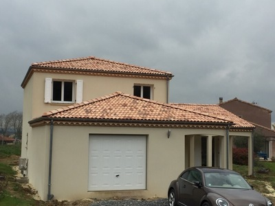 Maison neuve, 129 m²