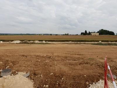 Terrain à bâtir, 340 m²