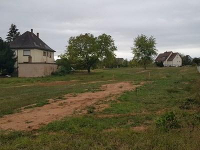 Terrain à bâtir, 486 m²