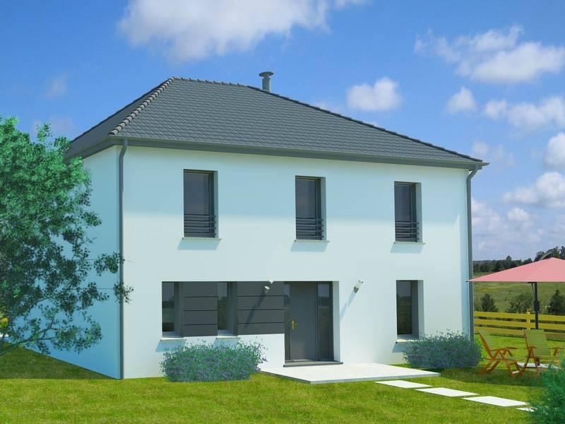 Maison familiale modele maelys ventana blog - Modele maison familiale ...