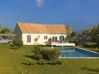Maison neuve, 119 m²