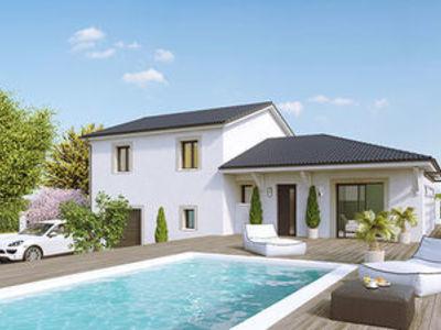 Maison neuve, 94 m² - Saint-Chamond (42400)
