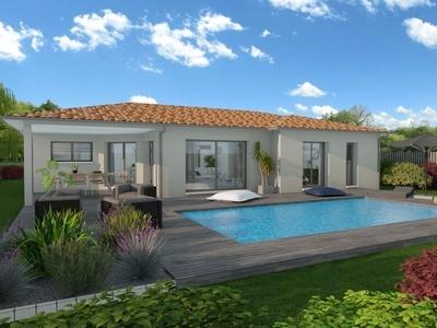 Maison neuve, 113,95 m²