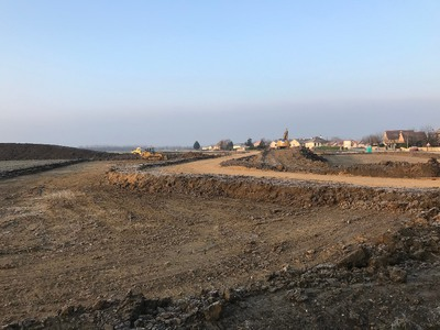 Terrain à bâtir, 722 m²