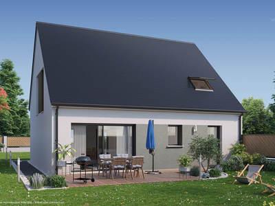 Maison neuve, 107 m²