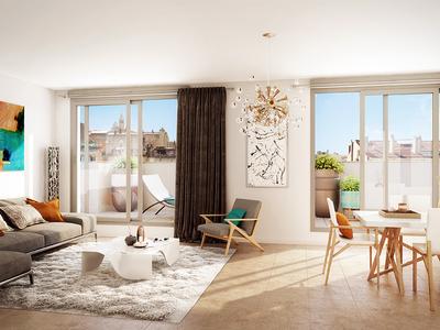 vinci immobilier marseille 7 me les loges 7 me arrondissement 800000 superimmoneuf. Black Bedroom Furniture Sets. Home Design Ideas