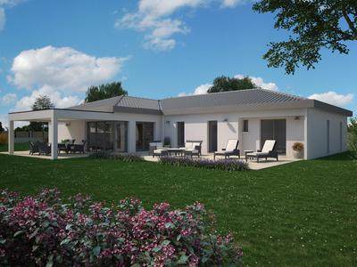 Maison neuve, 191 m²