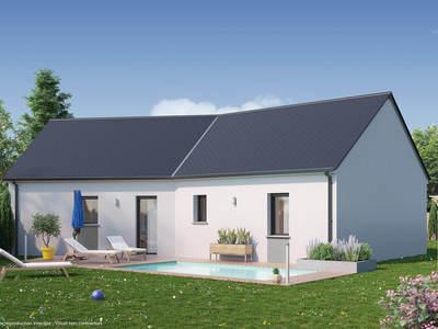 Maison neuve, 83 m² - Saran (45770)