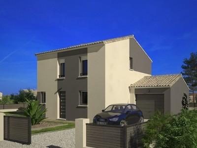 Maison neuve, 95 m² - Aiffres (79230)